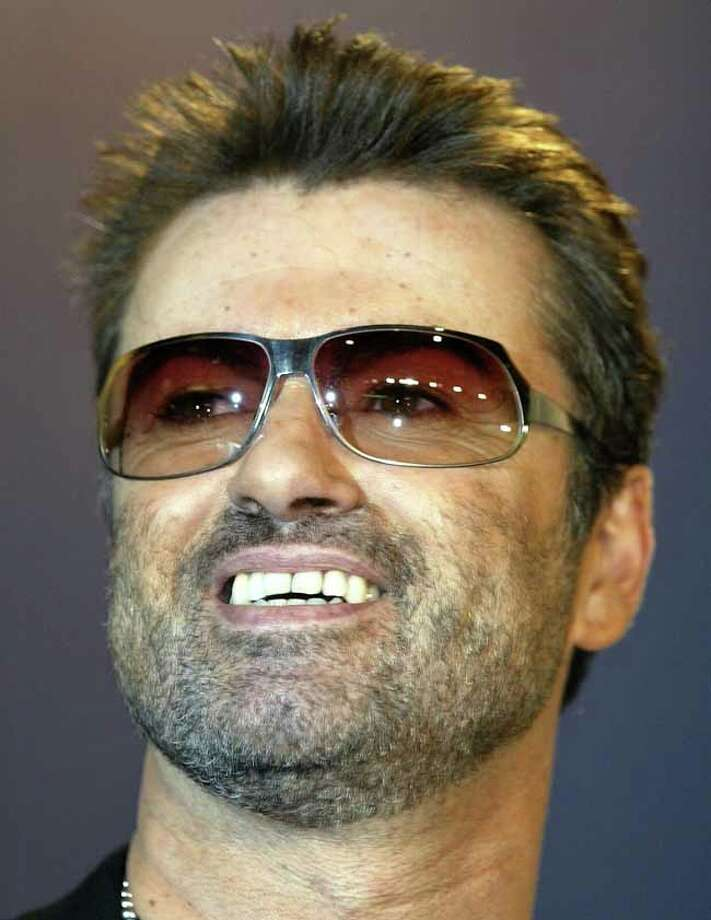 George Michael, aka Georgios Panaylotou Photo: ROBERTO PFEIL, AP / AP
