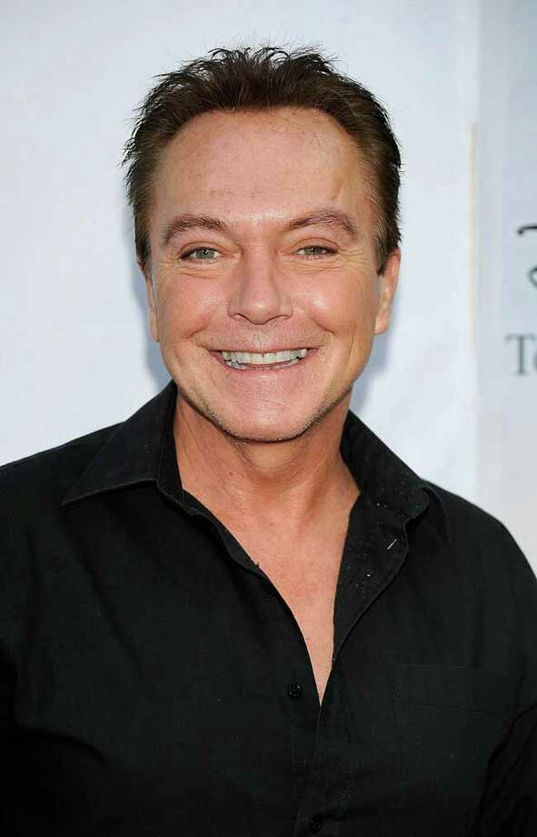 David Cassidy of The Partridge Family was arrested in 2010 and charged with driving under the influence, driving with an open container and failure to maintain a single lane according The LA Times . Photo: Frazer Harrison, Getty Images / Getty Images North America
