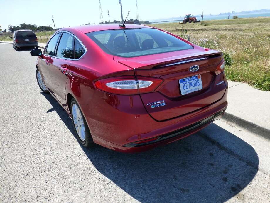 The Fusion Energi plug-in hybrid charges its battery in two and a half hours on 240 volts, or seven hours on 120 volts.