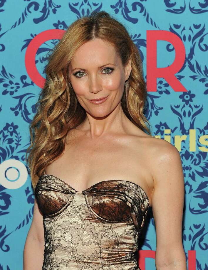 "Comedic actress Leslie Mann at the premiere of HBO\'s ""Girls\"" in New York City. Photo: Stephen Lovekin, Getty Images / 2012 Getty Images"