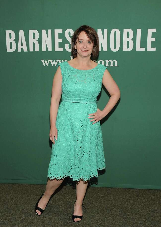 "Rachel Dratch poses at the book-signing for her new book ""Girl Walks into a Bar... Comedy Calamities, Dating Disasters, and a Midlife Miracle\"" at Barnes & Noble in New York City. Photo: Slaven Vlasic, Getty Images / 2012 Getty Images"