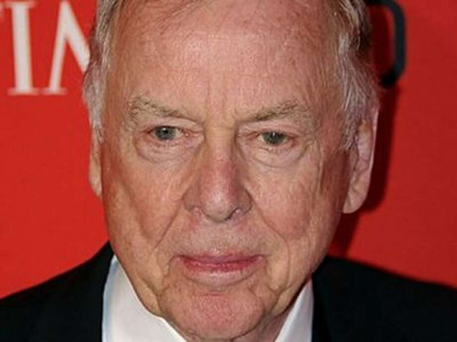 "T. Boone Pickens, Chairman of BP Capital Management""If I had to single out one piece of advice that's guided me through life, most likely it would be from my grandmother, Nellie Molonson. She always made a point of making sure I understood that on the road to success, there's no point in blaming others when you fail.""Here's how she put it: 'Sonny, I don't care who you are. Some day you're going to have to sit on your own bottom.' After more than half a century in the energy business, her advice has proven itself to be spot-on time and time again. My failures? I never have any doubt whom they can be traced back to. My successes? Most likely the same guy."" Photo: Business Insider"