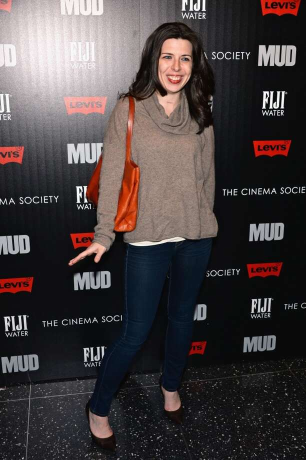 "NEW YORK, NY - APRIL 21:  Actress Heather Matarazzo attends The Cinema Society With FIJI Water & Levi\'s screening of ""Mud\"" at The Museum of Modern Art on April 21, 2013 in New York City.  (Photo by Dimitrios Kambouris/Getty Images)"