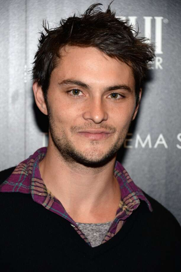 "NEW YORK, NY - APRIL 21:  Actor Shiloh Fernandez attends the Cinema Society with FIJI Water & Levi\'s screening of ""Mud\"" at The Museum of Modern Art on April 21, 2013 in New York City.  (Photo by Dimitrios Kambouris/Getty Images)"