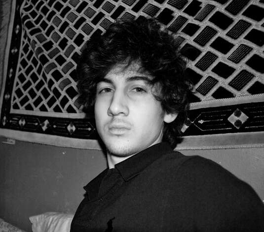 """This undated photo provided by the vkontakte website shows Dzhokhar Tsarnaev. Dzhokhar Tsarnaev has been on the run, described as """"armed and dangerous"""" and suspected of the Boston Marathon bombing. His brother, Tamerlan, was killed during a violent police chase. The two ethnic Chechen brothers came from Dagestan, a Russian republic bordering the province of Chechnya. Photo: Vk.com"""