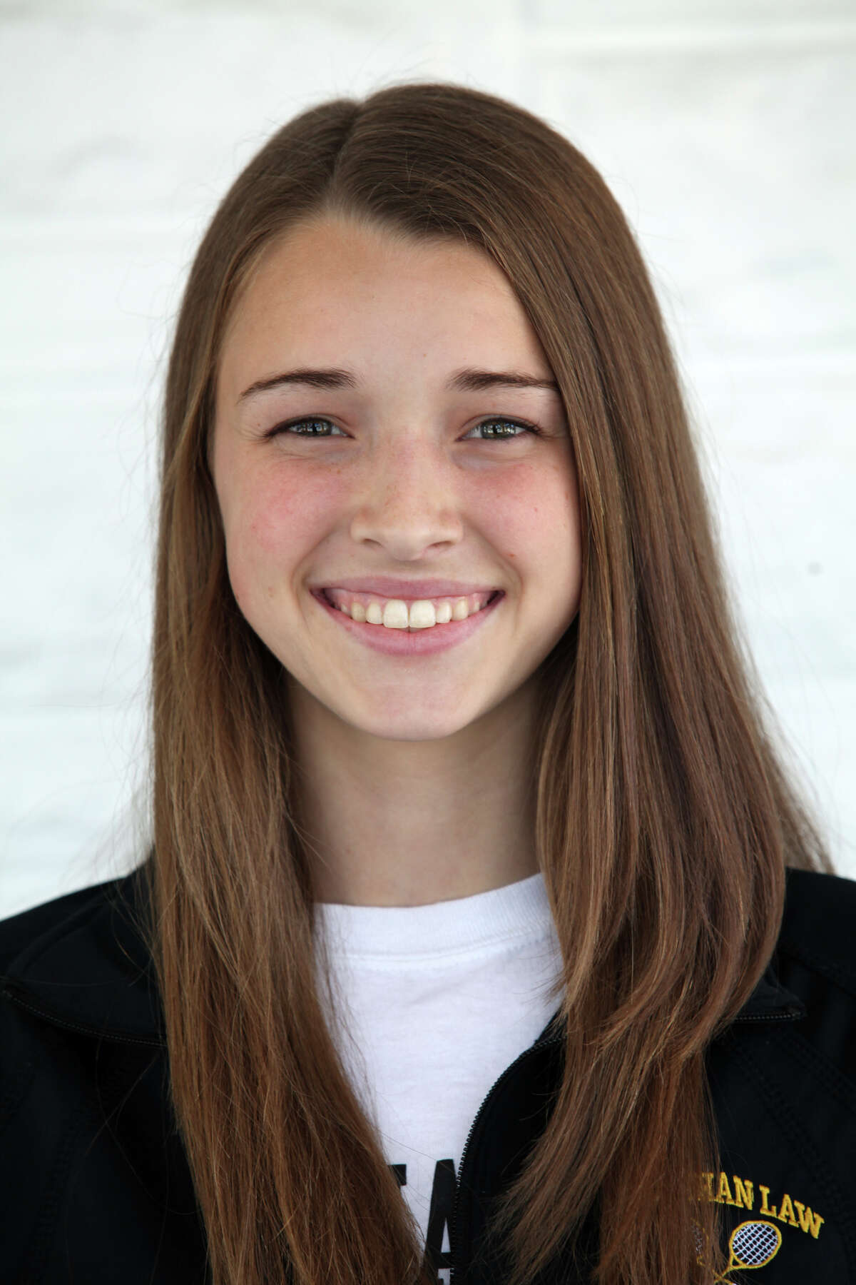 Law high school tennis player Lianne Maynard is the CT Post female athlete of the week Monday, April 22, 2013.