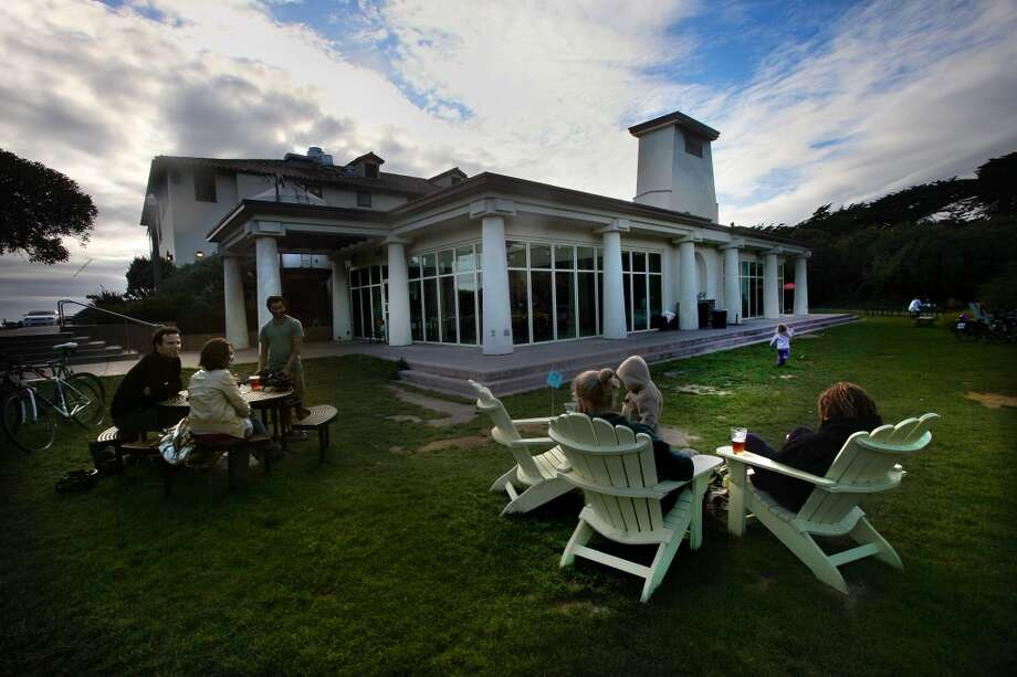 Park Chalet (1000 Great Hwy, San Francisco): It's kid friendly, comfortable, and they have fun garden chairs. Photo: San Francisco Chronicle