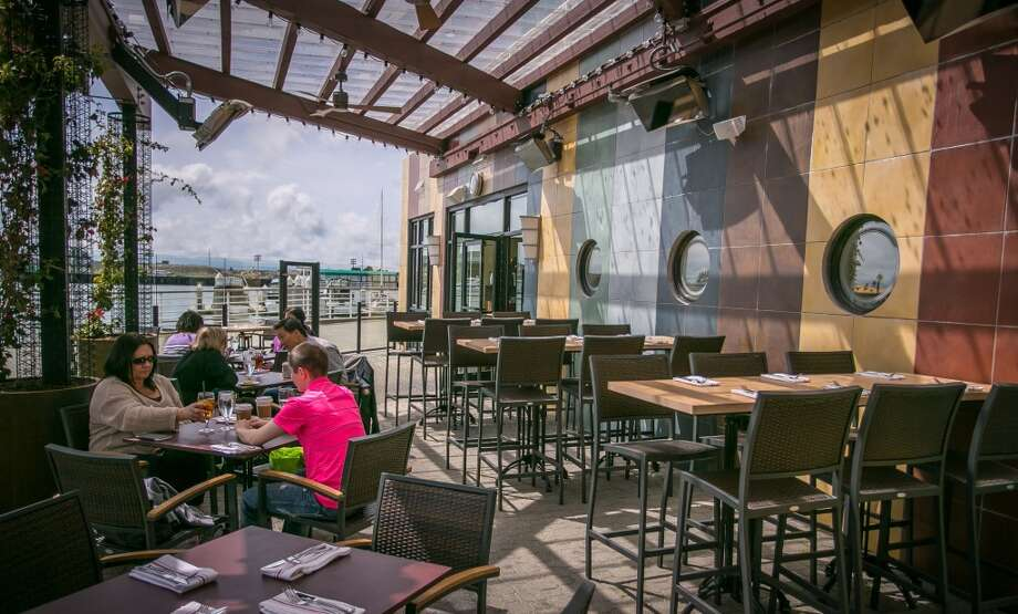Lungomare, Oakland: The old Miss Pearl's is reopened in Jack London Square as an Italian restaurant, but the water views remain. Photo: San Francisco Chronicle