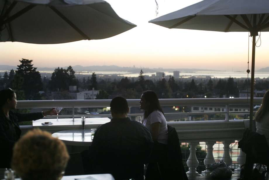 Paragon, Berkeley: The view. Photo: San Francisco Chronicle