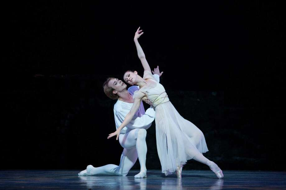 """Mejia Ballet International will dance """"Romeo and Juliet."""" Courtesy Marty Sohl"""
