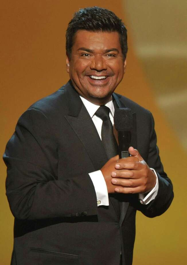 "FILE - In this Sept. 16, 2012 file photo, comedian George Lopez hosts the ALMA Awards in Pasadena, Calif. Amid rumors of another A'A""TonightA'A"" show shakeup, Lopez says he has no desire to return to the late-night talk show scene. Lopez said he had a great two-year run as a late night talk show host. But, he said, A'A""I'm out of that thing.A'A"" (Photo by John Shearer/Invision/AP, File) Photo: John Shearer / Invision"