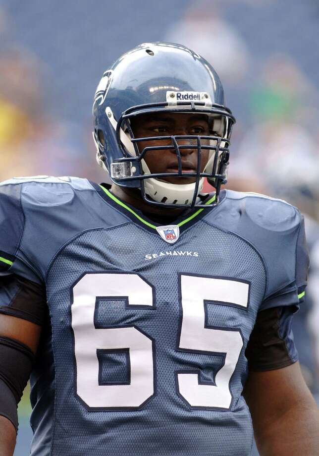 2005: Chris Spencer26th-overall pick | Position: Center | College: Mississippi  As a center, Spencer wasn't expected to go in the first round but the Seahawks jumped on him. He was Seattle's starting center from 2006 through 2010, replacing Robbie Tobeck. Spencer signed with Chicago in 2011, and became a starting guard after Chilo Rachal got injured. Spencer signed with the Titans on April 1 for the 2013 season. and remains with Tennessee. Photo: Al Messerschmidt, Getty Images / Getty Images North America