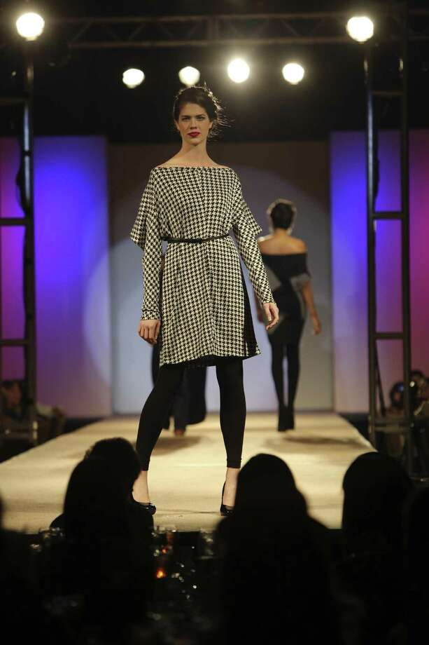 The Cutting Edge Fiesta Fashion Show followed the announcement of the Haiyang Sweater Industry Association in China opening a San Antonio office as North American headquarters.