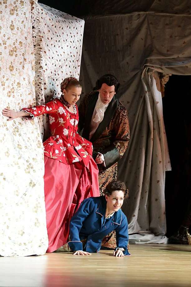 "John Malkovich will perform ""The Giacomo Variations."" Photo: Olga Martschitsch"