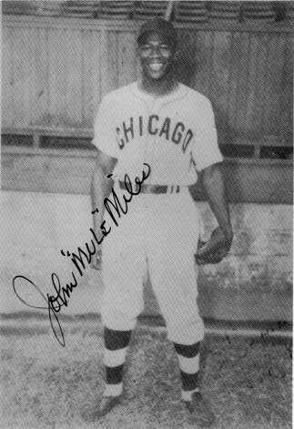 John Mule Miles Outfielder And Third Baseman 4512807 Sfgate