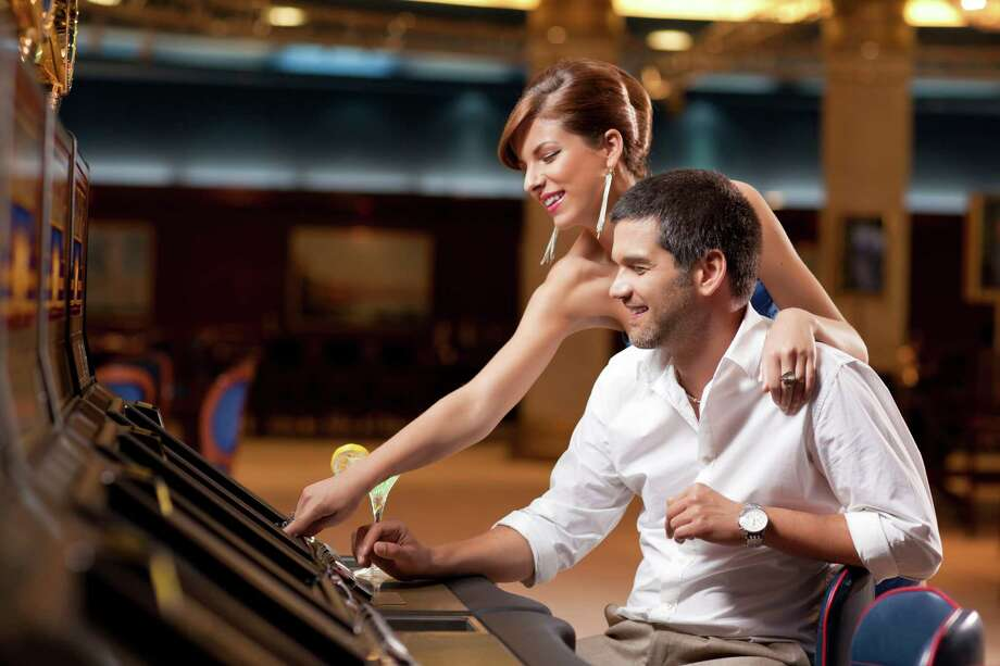 If gambling is your game, then head east to great casinos in nearby Louisiana. / iStockphoto