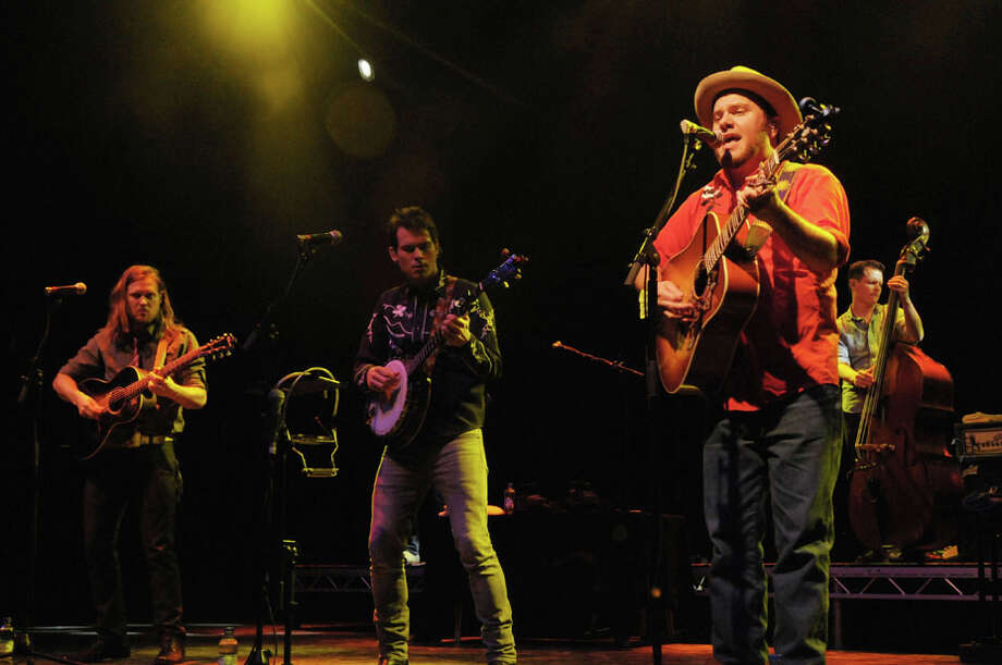 """June 30 - Old Crow Medicine Shop:You might have heard them on """"A Prarie Home Companion,"""" or are just a fan of their American roots music. Old Crow has sold more than 800,000, so chances are someone you know has heard of them if you haven't. Tickets are $32.50. Photo: Brigitte Engl, Redferns Via Getty Images / 2013 Brigitte Engl"""