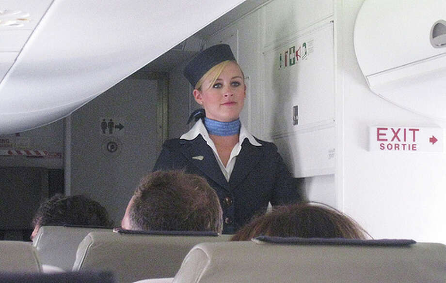 10. Flight attendant 