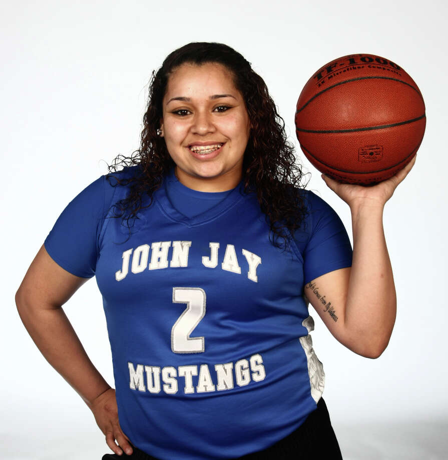 All Area 2013 Destiny Amezquita Photo: Juanito M Garza, San Antonio Express-News / San Antonio Express-News