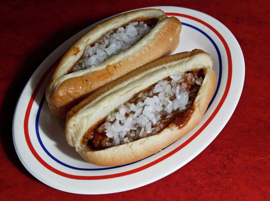 James Coney Island's Coney Punch. It really hits the spot after you've wolfed down a hot dog or three.  Photo: James Nielsen, Houston Chronicle / © 2011 Houston Chronicle