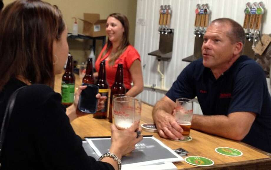 A recent gathering at Karbach Brewing Co. celebrated the Houston brewery\'s first full year of packaged production.