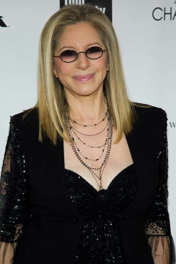 Honoree Barbra Streisand attends the Film Society of Lincoln Center's 40th Annual Chaplin Award Gala on Monday, April 22, 2013, in New York. (Photo by Charles Sykes/Invision/AP) Photo: Charles Sykes
