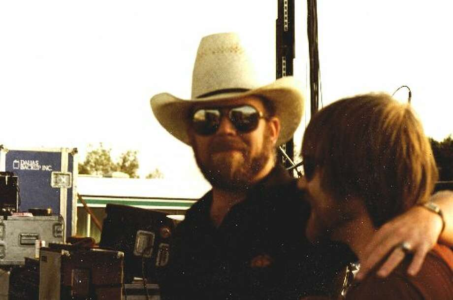 "Locke was Nelson's stage manager and confidant for more than 30 years and a calming guiding force for the touring Family during that time. His Poodie's Hilltop beer joint in Spicewood bore the sign ""There are no bad days,"" which spoke to his outlook on life. Locke died of a heart attack at age 56. Photo: Handout"
