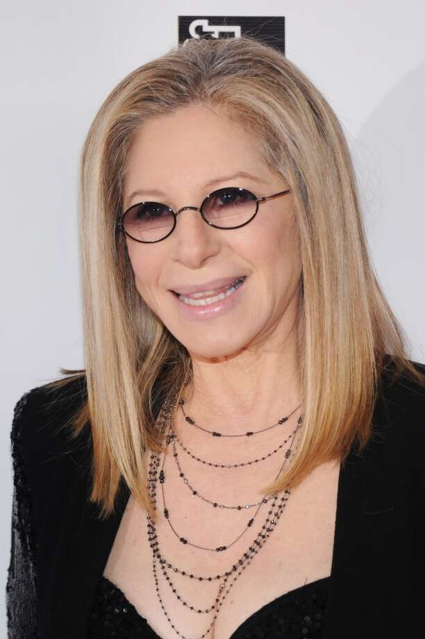 NEW YORK, NY - APRIL 22:  Barbra Streisand attends the 40th Anniversary Chaplin Award Gala at Avery Fisher Hall at Lincoln Center for the Performing Arts on April 22, 2013 in New York City.  (Photo by Jamie McCarthy/Getty Images)