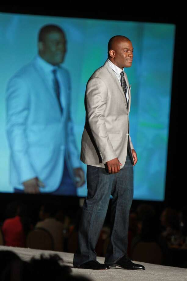 (For the Chronicle/Gary Fountain) The fashion show at the annual AKA Scholarship luncheon.