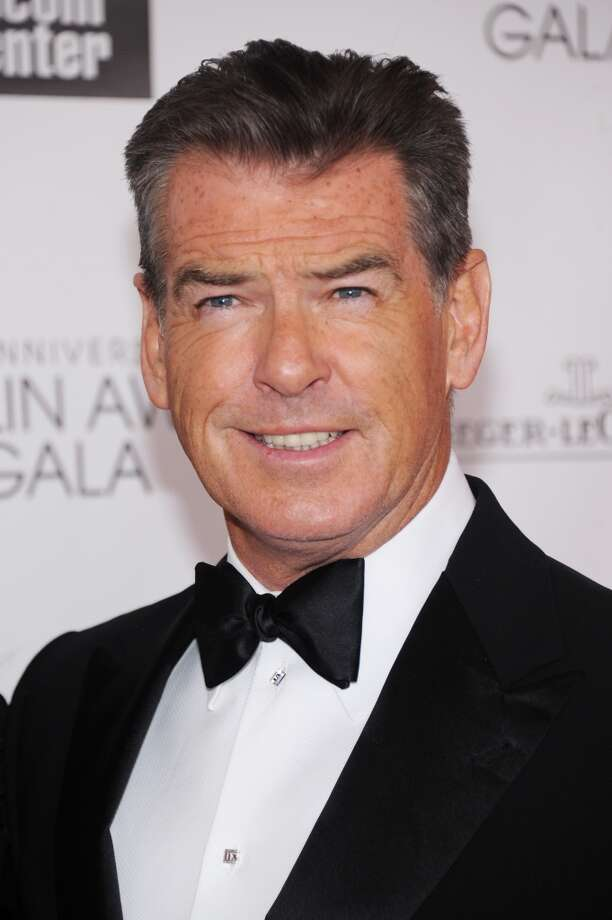 NEW YORK, NY - APRIL 22:  Actor Pierce Brosnan attends the 40th Anniversary Chaplin Award Gala at Avery Fisher Hall at Lincoln Center for the Performing Arts on April 22, 2013 in New York City.  (Photo by Jamie McCarthy/Getty Images)
