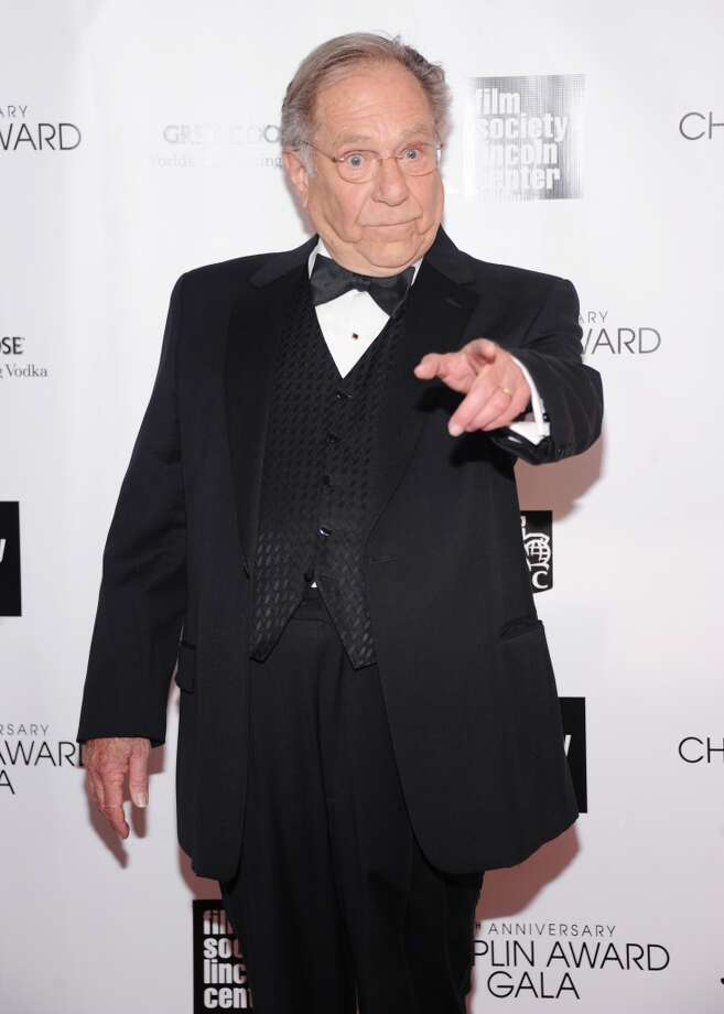 NEW YORK, NY - APRIL 22:  Actor George Segal attends the 40th Anniversary Chaplin Award Gala at Avery Fisher Hall at Lincoln Center for the Performing Arts on April 22, 2013 in New York City.  (Photo by Jamie McCarthy/Getty Images)