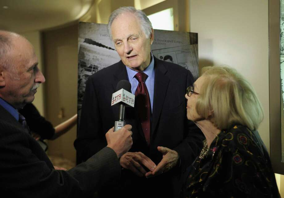 "And Alan Alda has been the biggest star after ""M*A*S*H,"" appearing in such movies as ""Crimes and Misdemeanors,"" ""Canadian Bacon"" and ""The Aviator,"" and the TV shows ""E.R.,"" ""The West Wing"" and ""The Big C."" Photo: Michael Loccisano, Getty Images For HBO / 2013 Getty Images"