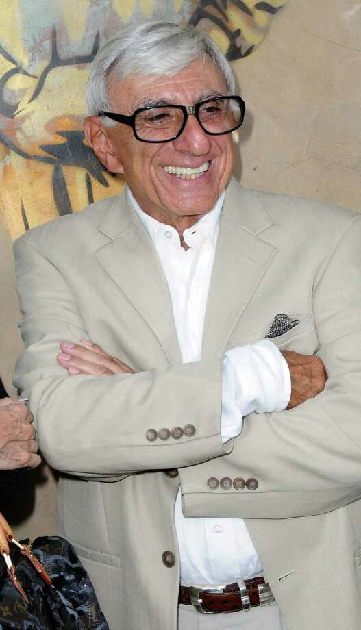 "Jamie Farr, now dressing as a man, also was in ""After MASH"" and played Jacob Marley in the 1988 movie ""Scrooged."" Here, he participates in the Hollywood Walk Of Fame Star ceremony honoring Walter Koenig on September 10, 2012 in Hollywood, Calif. Photo: Albert L. Ortega, Getty Images / 2012 Albert L. Ortega"