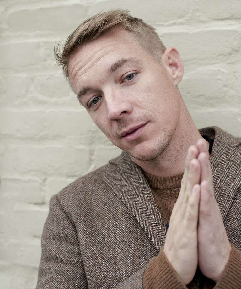 """Everything's changing now,"" says Diplo. Photo: Associated Press"