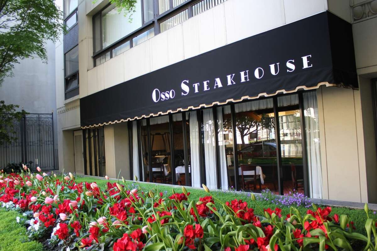 Osso Steakhouse: Interior
