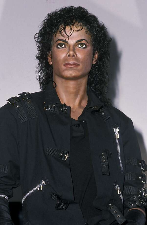 Michael Jackson Wax Sculpture (Photo by Ron Galella/WireImage) Photo: Ron Galella