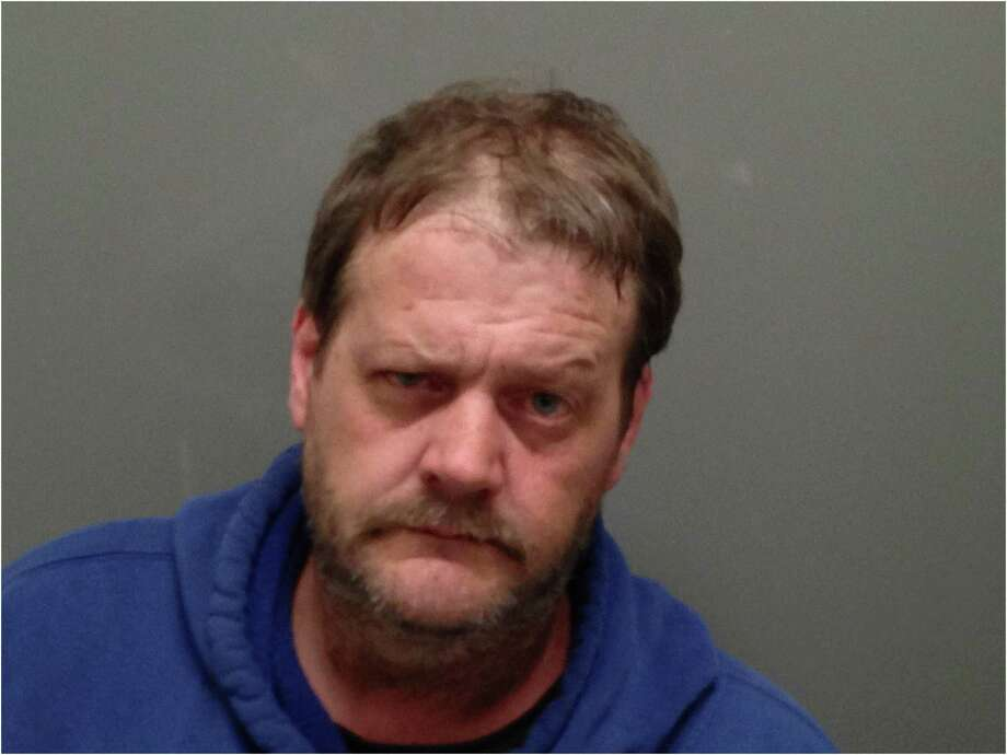 Robert Emmons was charged with driving while intoxicated. Emmons is a cab driver and was arrested after a gas station attnedant called the police with suspicions that Emmons may have been drunk. Photo: Contributed
