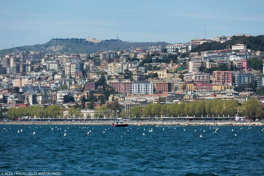 18/04/2013 - Napoli (ITA) - America\'s Cup World Series Naples 2013 - Race Day One