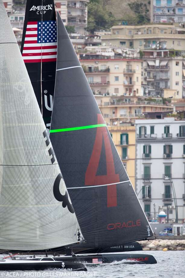 21/04/2013 - Napoli (ITA) - America\'s Cup World Series Naples 2013 - Final Race Day