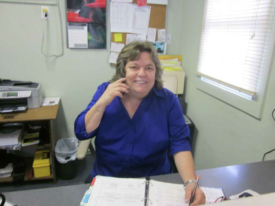 Judy Fuegner was recently promoted to chief dispatcher of the Getabout in New Canaan. Photo: Contributed Photo