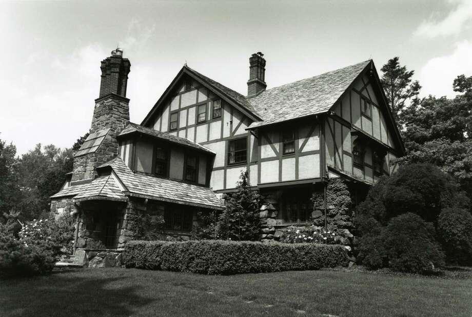 """The Landmark """"Ridgecrest"""" house, at 31 Bush Avenue, dates back to 1892. Photo: Contributed Photo"""
