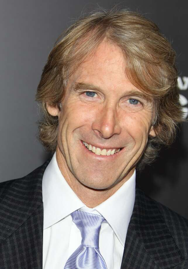 Michael Bay attends the \'Pain & Gain\' Los Angeles Premiere held at TCL Chinese Theatre on April 22, 2013 in Hollywood, California. (Photo by JB Lacroix/WireImage)