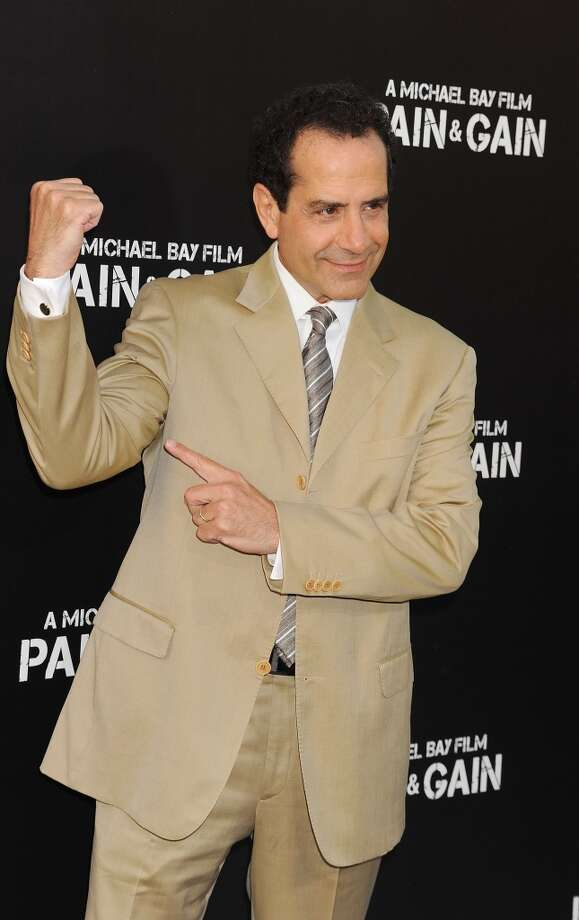 "Tony Shalhoubwas nominated for a Tony award for ""Act One."""
