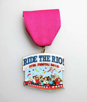 Ride the Rio  Photo: Juanito M Garza, San Antonio Express-News / San Antonio Express-News