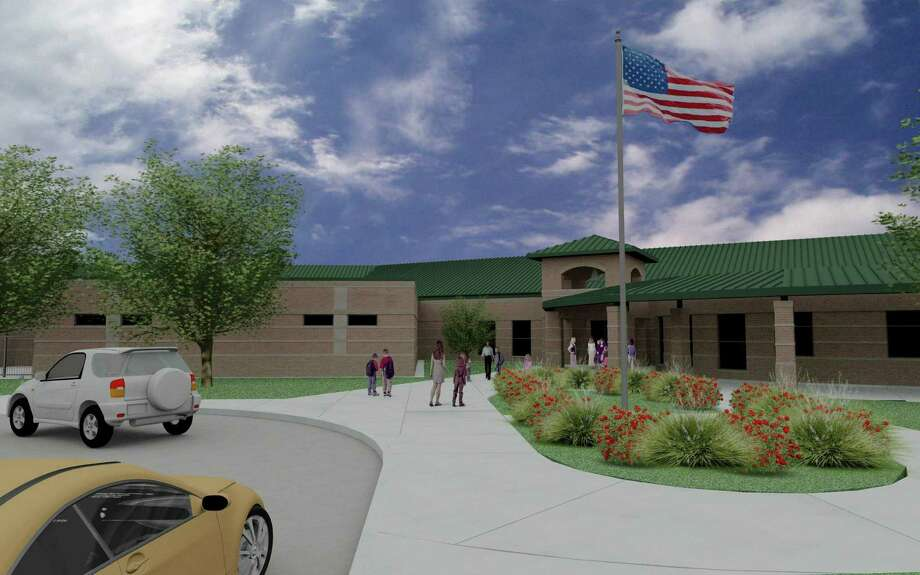 Bernshausen Elementary School in the Klein school district is one of the facilities planned to deal with student growth.Bernshausen Elementary School in the Klein school district is one of the facilities planned to deal with student growth. Photo: Courtesy Of Klein ISD