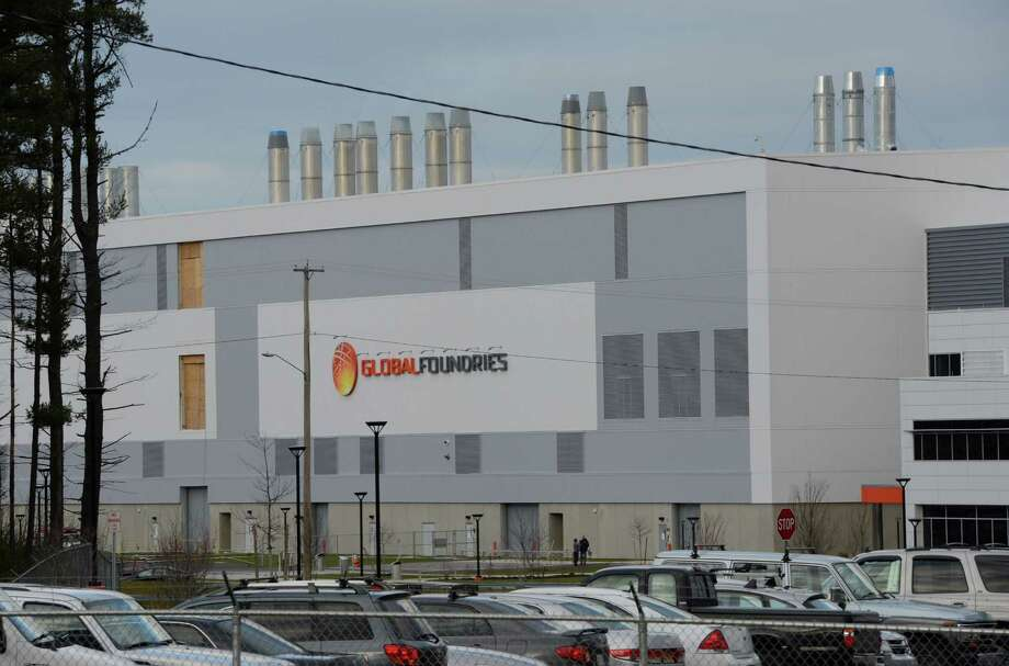 Global Foundries  in Malta, N.Y.  Dec. 11, 2012.   (Skip Dickstein/Times Union) Photo: SKIP DICKSTEIN