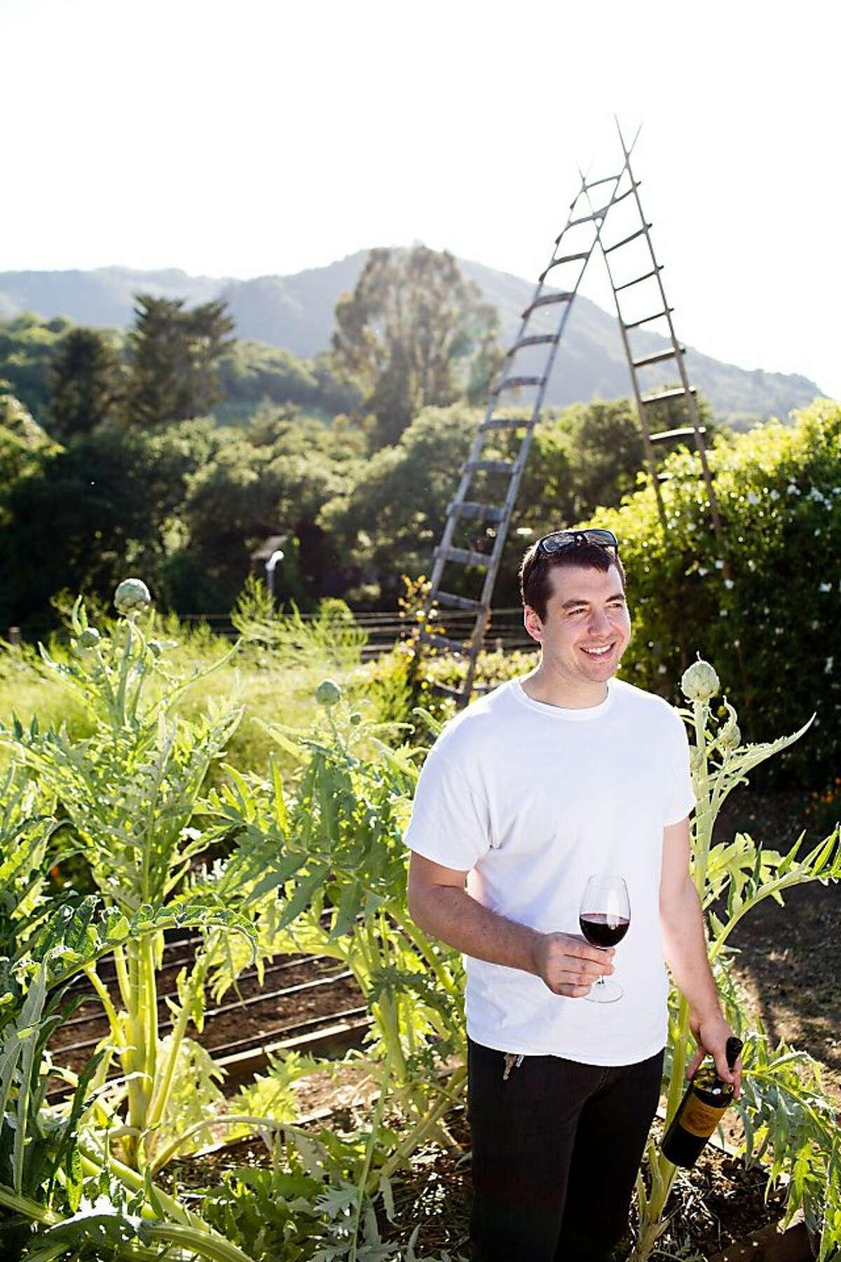 Glen Ellen Star, the restaurant of chef Ari Weiswasser, and his wife, Erinn Benziger- Weiswasser.