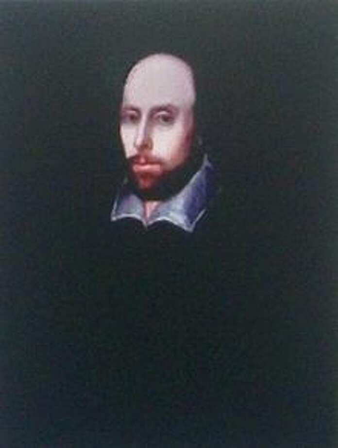 An early copy of the Chandos portrait of Shakespeare from 1670. Photo: Multiple