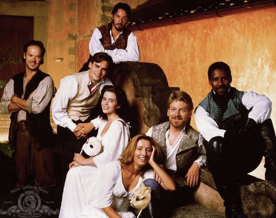 "The main cast of the movie ""Much Ado About Nothing."" Photo: Multiple"