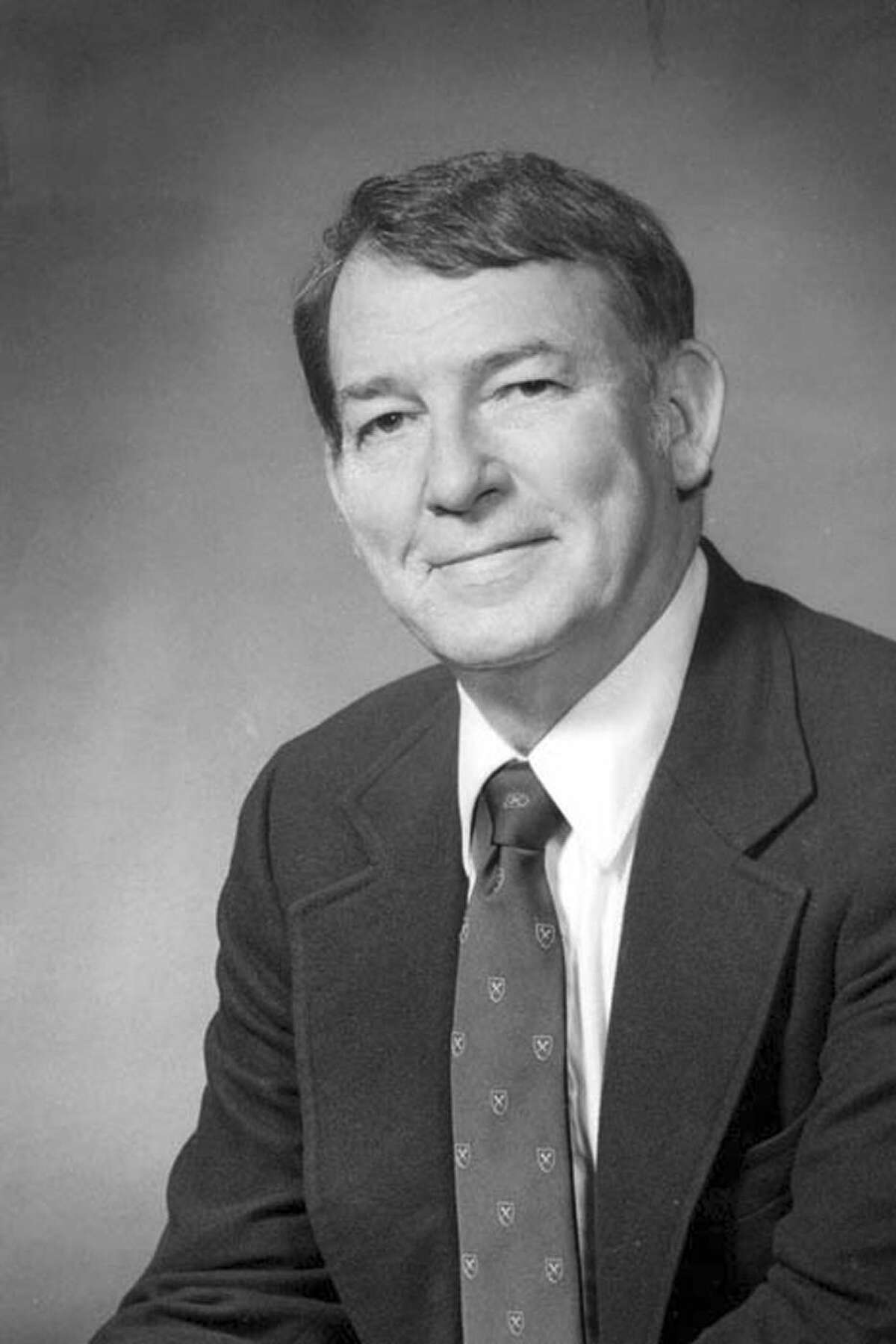 O Z White was a Trinity University professor for 28 years. He also was an ordained minister.